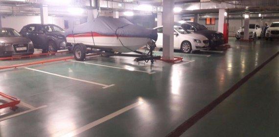 Парковки, стоянки, гаражи
