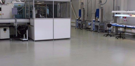 Лаборатории, медицинские учреждения