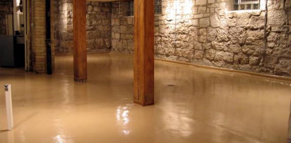 Подсобные помещения, подвалы